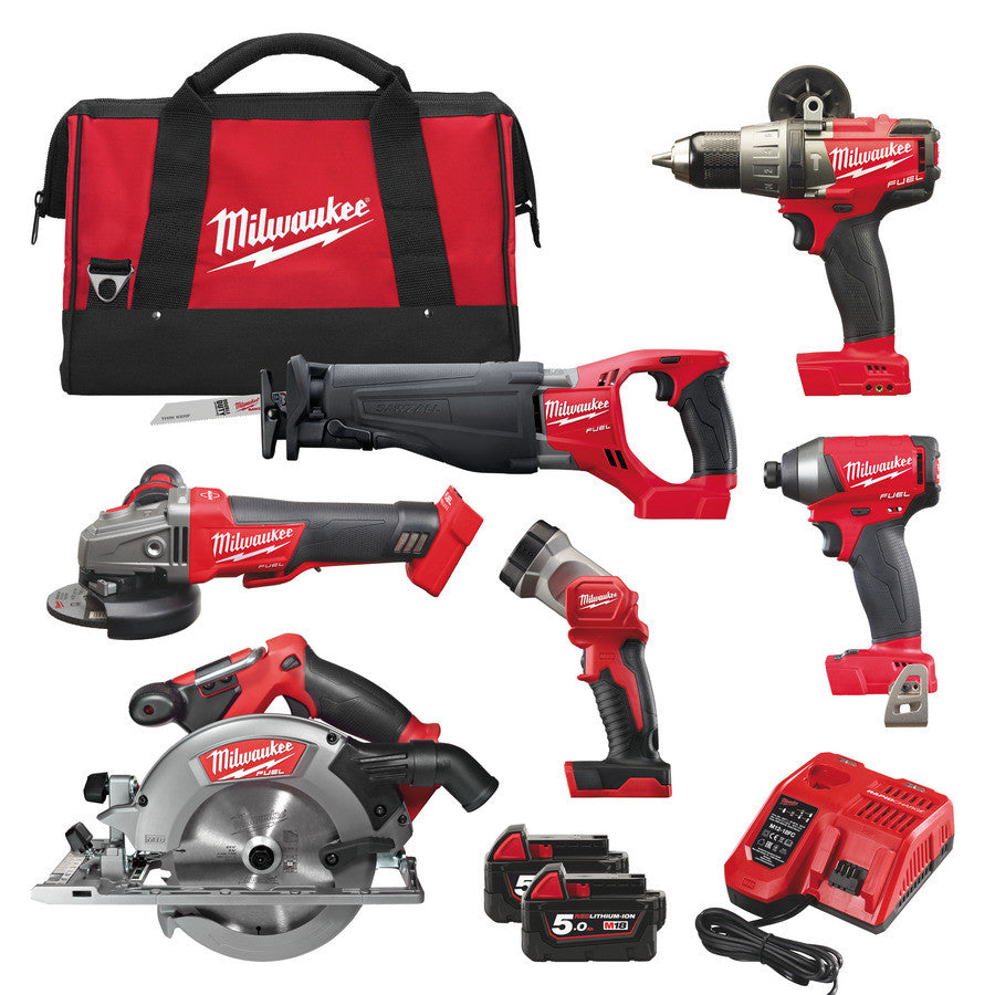 Milwaukee M18 FUEL™ powerpack UTLEIE