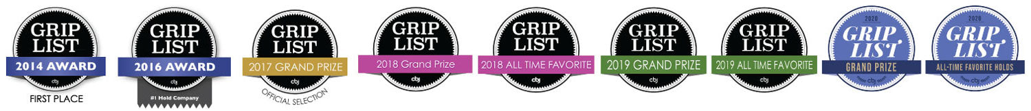 CBJ Grip List Awards