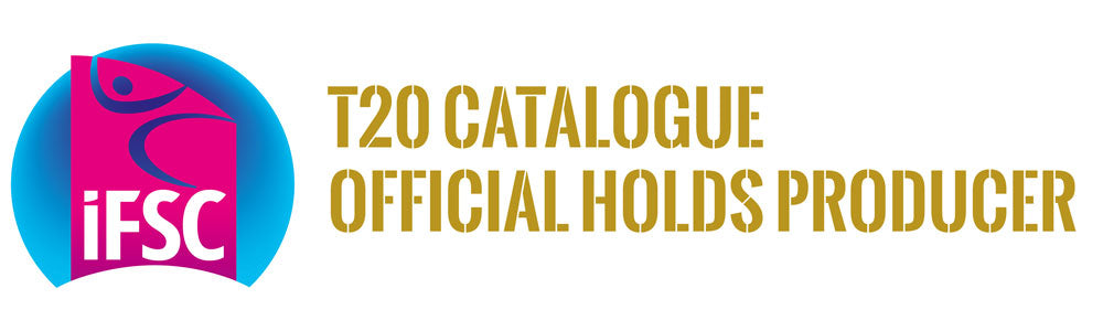 IFSC T20 Catalogue - Holds for Tokyo Olympics