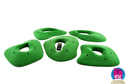 Brushed Sandstone Mega Jibs Set 4 - Sloper Kaiju Blockers - KX078 (4-6)