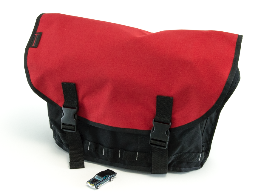 Red Hammer Messenger Bag
