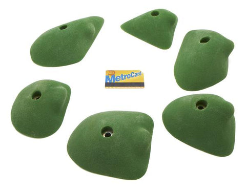 Traprock Small 2 - Tech Rib Feet / Tiny Crimps - KFB009 (STOCK)