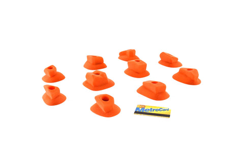 Tremors Pack 5 - Any Angle - 10 Fat Pinches and Pinch Jugs (STOCK)