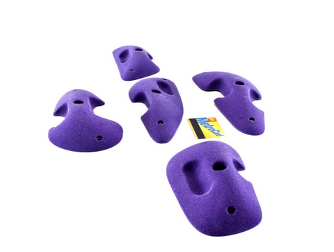 Granite Pack 1 - 9 Mixed Holds (STOCK)
