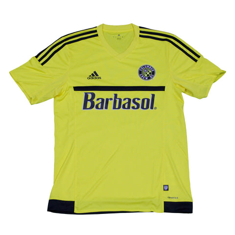 MLS Yellow Match Jersey