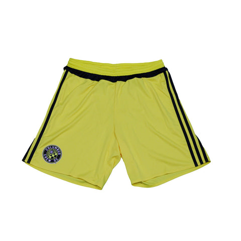 MLS Yellow Match Short