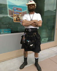 Customer - Allen Darnell - Workman Utility Kilt