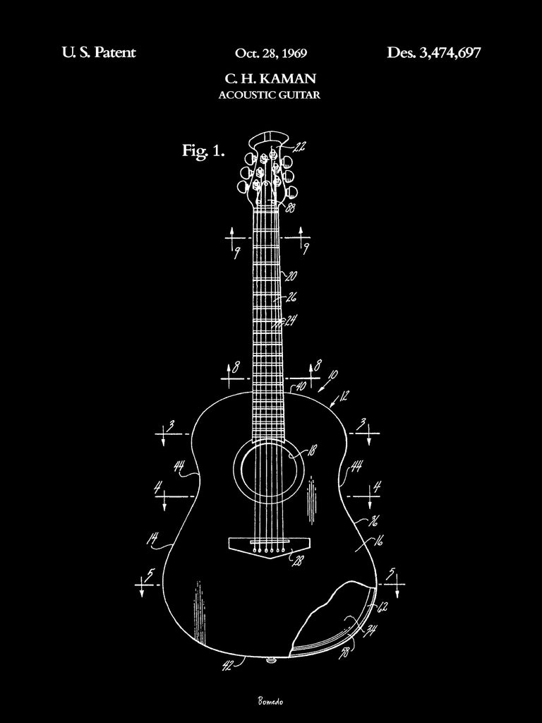 Black Edition - Acoustic Guitar