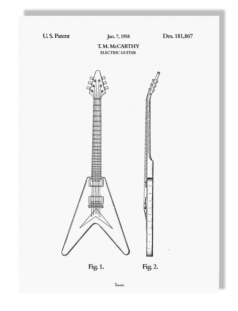 Flying V Guitar Gibson
