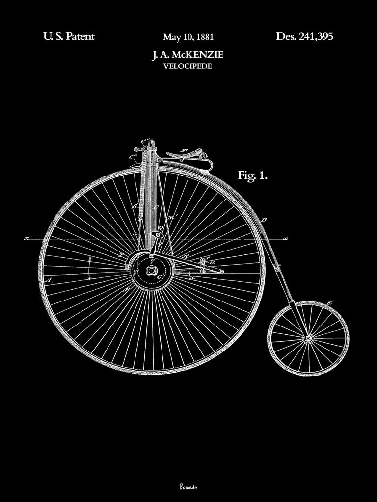 Black Edition -  Velocipede