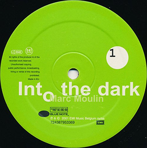 Marc Moulin | Into The Dark