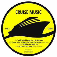 CRUISE MUSIC | Vinyl Jams Vol 3