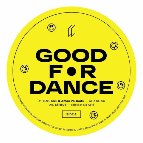 CRAFT MUSIC | Good For Dance