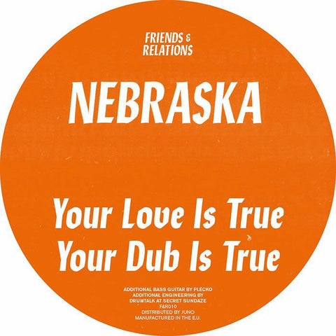 NEBRASKA | Your Love Is True