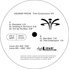 SIEGMAR FRICKE | Time Compression