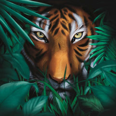 A VISION OF PANORAMA | Unique Tiger
