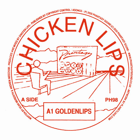 CHICKEN LIPS | Goldenlips
