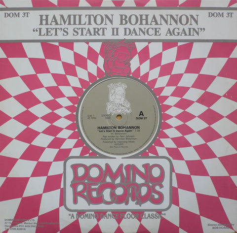 Hamilton Bohannon | Let's Start II Dance Again