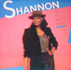 Shannon | Let The Music Play