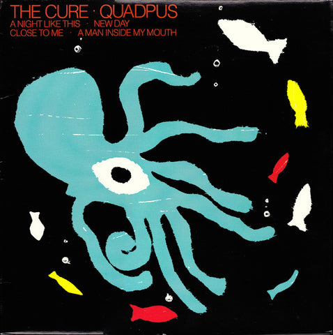The Cure | Quadpus