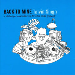 Talvin Singh | Back To Mine