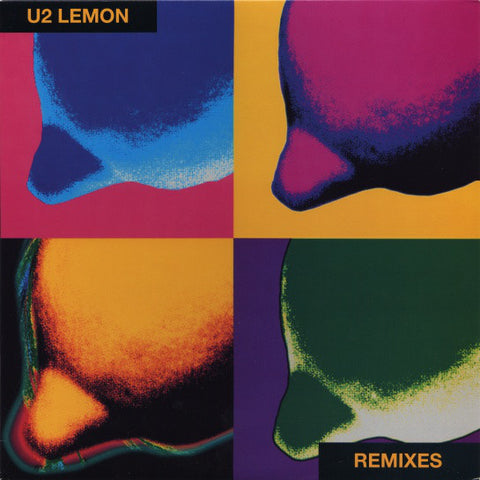 U2 | Lemon (Remixes)
