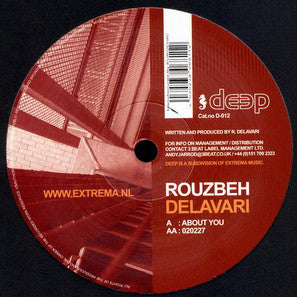 Rouzbeh Delavari | About You / 020227