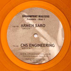 Armen Saro / CNS Engineering | Saxon / Mecca