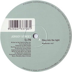 Jersey Street | Step Into The Light