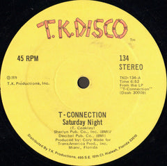 T-Connection | Saturday Night