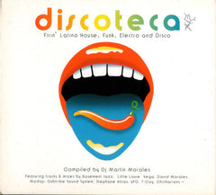 Various | Discoteca: Firin' Latino House, Funk, Electro And Disco