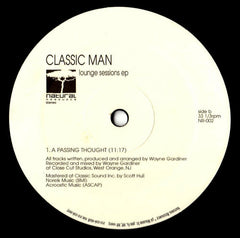 CLASSIC MAN | Lounge Session Ep