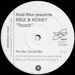 Itaal Shur Presents Milk & Honey | Touch