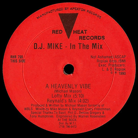 "DJ Mike ""In The Mix"" 