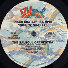 The Salsoul Orchestra | Nice 'N' Naasty
