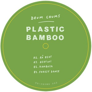PLASTIC BAMBOO | Drum Chums Vol 2