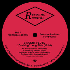 VINCENT FLOYD | Cruising