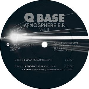 Q BASE | Atmosphere EP, Vol II