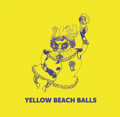 YELLOW BEACH BALLS | Space Cat