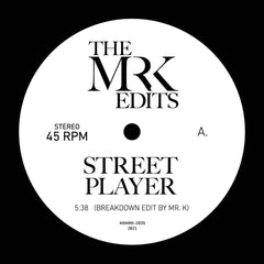 MR K | Street Player