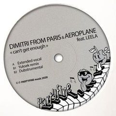 DIMITRI FROM PARIS & AEROPLANE | Can't Get Enough