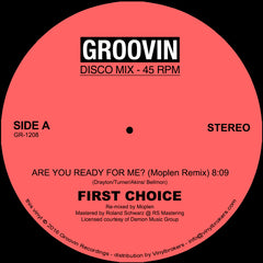 FIRST CHOICE | Are You Ready For Me? *Moplen Rmx*