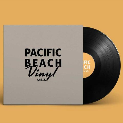 PACIFIC BEACH VINYL | Gift Card
