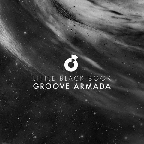 GROOVE ARMADA (CD) | Little Black Book