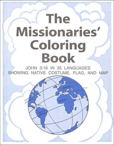 The Missionaries' Coloring Book