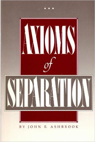Axioms of Separation
