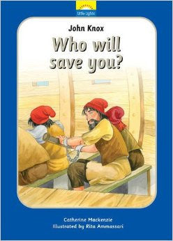 Who Will Save You?