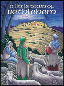 O Little Town of Bethlehem The Childrens Bible Club