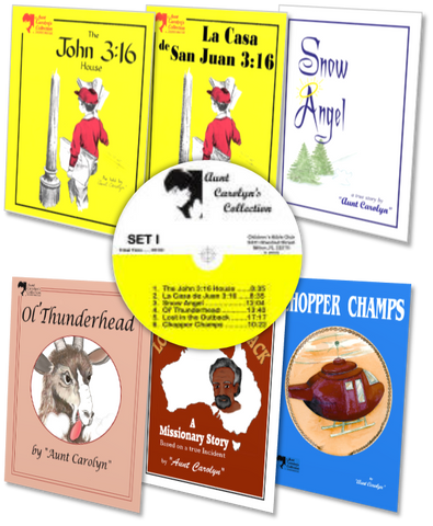 FREE CD with purchase of Book Set I