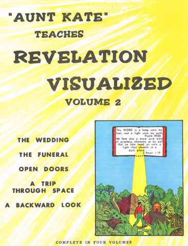 The Book of Revelation Visualized Volume 2